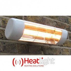Lähtevät tuotteet HeatLight HLW15 terassilämmitin 1500 w - hopea