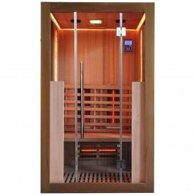 """Lähtevät tuotteet Suolainen sauna """"IR Sauna Hemlock"""" lopetettu"""