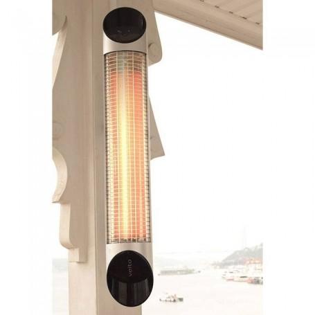 Terassi lämmitin Terataan lämmitin Blade Silver 2500W Toimitusaika: Ei varastossa, EnnakkotilattavissaRahtikulut Kotiinkuljetus