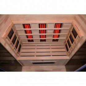 Lähtevät tuotteet Sauna SunHeat Saunan ulkomitat: Pituus: 1300 mmKorkeus: 1980 mmSyvyys: 1000 mmToimitusaika: Ei varastossaLisäk
