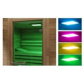 Valoterapia Saunan väriterapia> 5m2