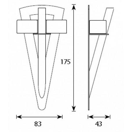 Valaisin Cariitti Torch TL-100