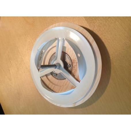 Muut saunatarvikkeet Kota Disc valve 100mm, mänty - 631P