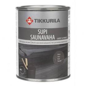 Saunaöljy | Bastuvax Bastuvax läpinäkyvä 0,9 litraa