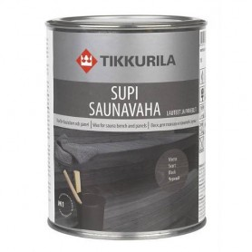 Saunaöljy   Bastuvax Bastuvax White 1 litra