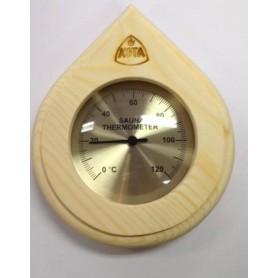 Lämpö- ja kosteusmittari Kota -saunan lämpömittari Pine Pine - 250TP