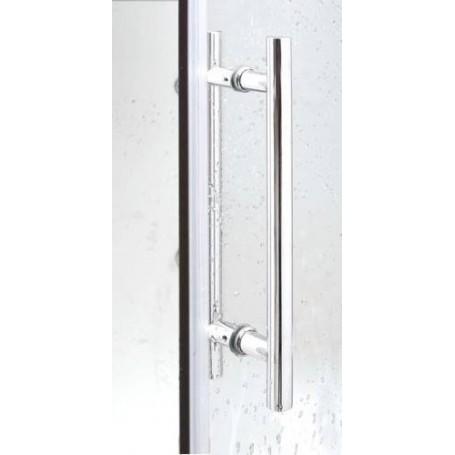 Suihkukaappi Infrapuna InfraShower Aqua Silver 2 henkilöä Ulkomitat.Pituus: 1450mmKorkeus: 2150mmLeveys: 900mmMyynnissä !. tuote