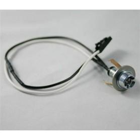Valaistus Saunan valaistus LedLite 6 180 ° C (6 diodi) hopea