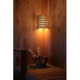 Näytöt Raita-lamppu Raita mänty-, seinä- ja nurkkamallissa