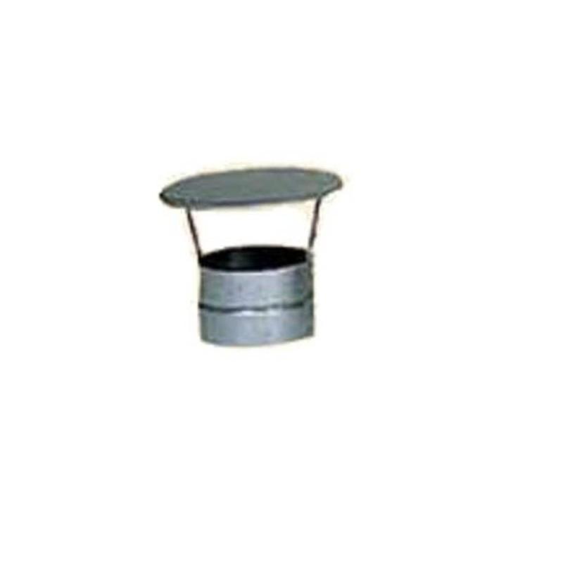 Saunanlämmittimien savutarvikkeet Narvi Rain Hat 122mm