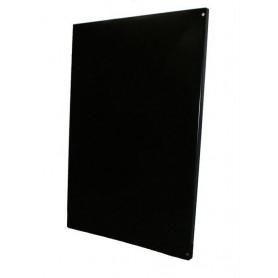 Muut saunatarvikkeet Seinäsuojalevy Musta 800x1000 (1 kpl)