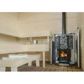 Kota puulämmitteinen sauna Kota Inari