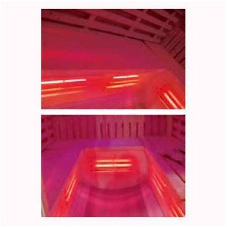 Lähtevät tuotteet Sauna-ohut infrapuna ja perinteinen