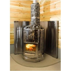 Tarvikkeet lämmitettävälle kiuaslämmittimelle Narvi Radiant vaippa DEL 2, 652 x 1230 mm
