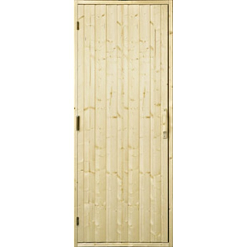 Puiset saunan ovet Puiset saunan ovet, 9x21 ilman ikkunoita