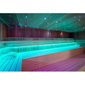 Valoterapia Lämmönkestävä LED-nauha Orjapituus 700 mm, leveys 20 mm