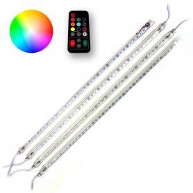 Valoterapia Lämmönkestävä LED-nauha Pakkaus 4x, pituus 700 mm, leveys 20 mm