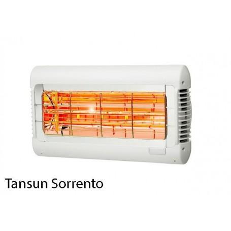 Tansun Sorrento 2000 watin valkoinen