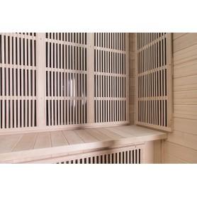 Sauna Infrapuna 3-4 henkilölle Delphi 3 henkilöä