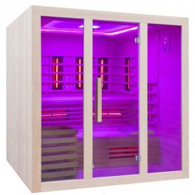 Käynnistä sauna yksinkertaisella painikkeen painalluksella kaukosäätimessä