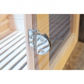 Saunan oven magneettinen lukko