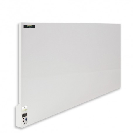 Infrapuna lämmityspaneeli valkoinen metalli 700w
