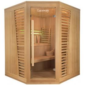 Exellent sauna 4-5 hengelle