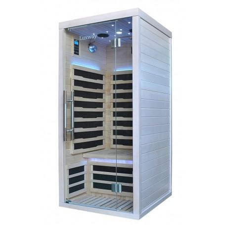 Infrapuna sauna Glossy 1 henkilää
