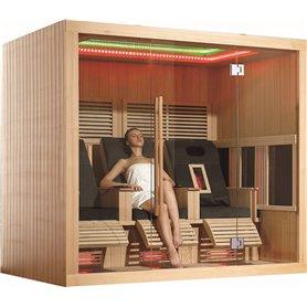 Nordic Relax Sauna 2 hengelle