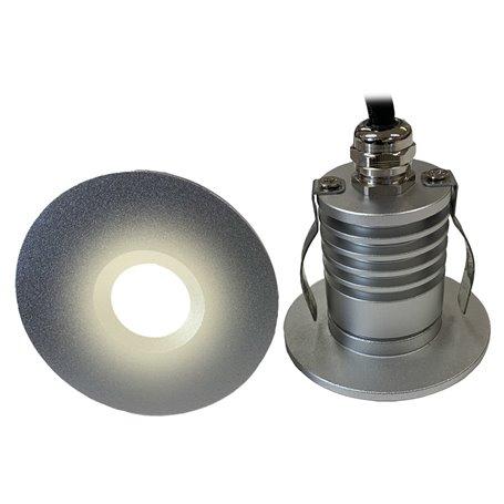 Värilliset LED -kohdevalaisimet 6 kpl