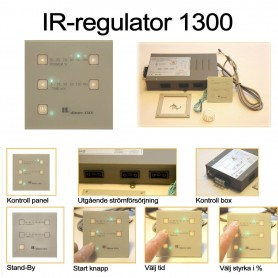 IR-säätimet IR-säädin 1300