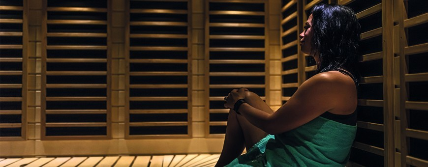 Muunna perinteinen saunasi infrapunasaunaksi